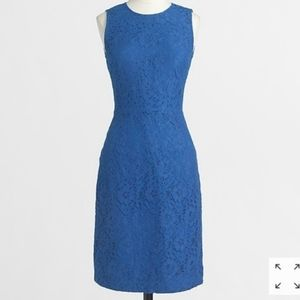 J.CREW -  NWT Sleeveless Lace Dress